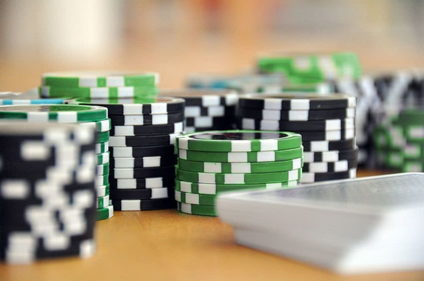 Pokerchips mit LifeStyle Logo